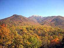 Great Smoky Mountains - Magazine cover