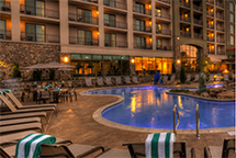 courtyard by marriott pigeon forge