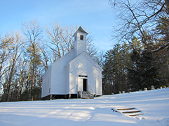 methodist church cades cove